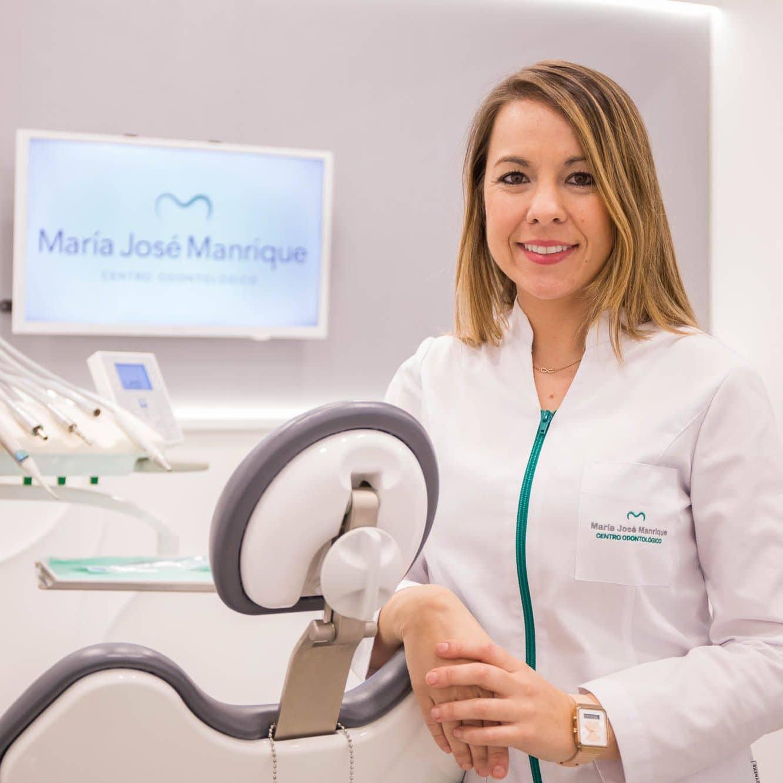 clinica dental maria jose Manrique