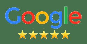 google 5 estrellas